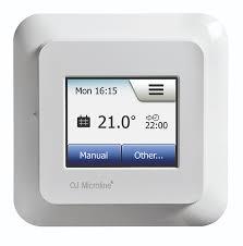 termostati podno grejanje